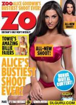 ZOO Magazine UK – 13 March, 2015 [PDF]