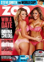Zoo Weekly Australia – Issue 464, 16 February, 2015 [PDF]