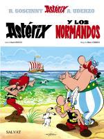 Asterix 9: Asterix y Los Normandos – René Goscinny, Albert Uderzo [PDF]