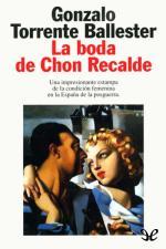 La boda de Chon Recalde – Gonzalo Torrente Ballester [PDF]