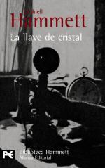 La llave de cristal – Dashiell Hammett [PDF]