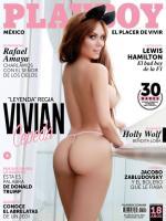 Playboy México – Agosto, 2015 [PDF]