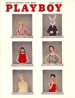 Playboy USA – August, 1958 [PDF]