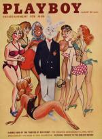 Playboy USA – August, 1961 [PDF]