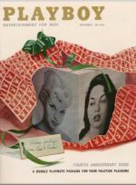 Playboy USA – December, 1957 [PDF]