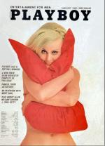 Playboy USA – February, 1969 [PDF]