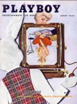 Playboy USA – January, 1956 [PDF]