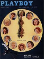 Playboy USA – January, 1957 [PDF]