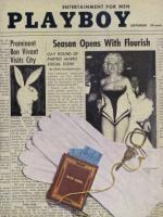 Playboy USA – September, 1955 [PDF]