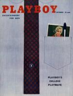 Playboy USA – September, 1958 [PDF]