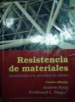 [Solucionario] Resistencia de Materiales (4ta Edición) – Andrew Pytel, Ferdinand L. Singer (8va Reimpresión 2008) [PDF]