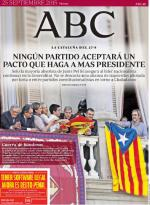 ABC + Suplementos – 25 Septiembre, 2015 [PDF]