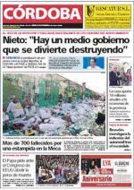 Córdoba – 25 Septiembre, 2015 [PDF]