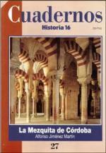 Cuadernos Historia 16 #27 – La Mezquita de Córdoba [PDF]