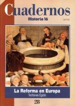 Cuadernos Historia 16 #28 – La Reforma en Europa [PDF]