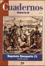 Cuadernos Historia 16 #29 – Napoleón Bonaparte I [PDF]