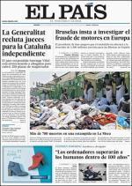 El País + Suplementos – 25 Septiembre, 2015 [PDF]