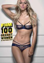 FHM UK 100 Sexiest Women in the World 2014 [PDF]