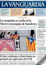 La Vanguardia + Suplementos – 25 Septiembre, 2015 [PDF]