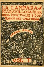 La lámpara maravillosa – Ramón María del Valle-Inclán [PDF]