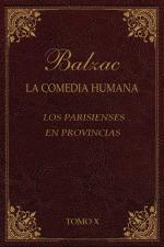 Los parisienses en provincias – Honoré de Balzac [PDF]