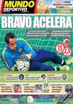 Mundo Deportivo – 25 Septiembre, 2015 [PDF]