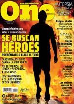 ONE Magazine #20 – Octubre, 2015 [PDF]