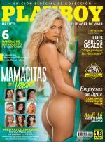 Playboy México – Junio, 2015 [PDF]