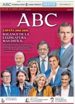 ABC + Suplementos – 25 Octubre, 2015 [PDF]