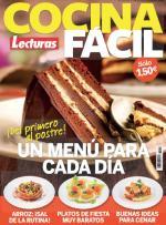 Cocina Fácil – Noviembre, 2015 [PDF]