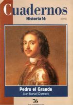 Cuadernos Historia 16 #76 de 100 – Pedro el Grande, 1996 [PDF]