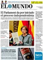 El Mundo + Suplementos – 27 Octubre, 2015 [PDF]