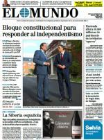 El Mundo + Suplementos – 29 Octubre, 2015 [PDF]