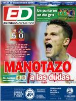 Estadio Deportivo – 25 Octubre, 2015 [PDF]