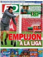 Estadio Deportivo – 24 Octubre, 2015 [PDF]