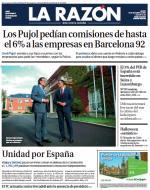 La Razón + Suplementos – 29 Octubre, 2015 [PDF]
