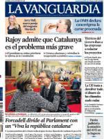 La Vanguardia – 27 Octubre, 2015 [PDF]