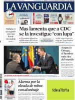La Vanguardia – 24 Octubre, 2015 [PDF]