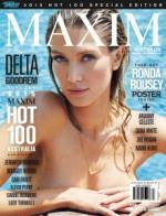 Maxim Australia – November, 2015 [PDF]