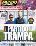 Mundo Deportivo – 25 Octubre, 2015 [PDF]
