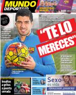 Mundo Deportivo – 27 Octubre, 2015 [PDF]