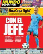 Mundo Deportivo – 29 Octubre, 2015 [PDF]
