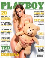 Playboy Portugal – Outubro, 2015 [PDF]