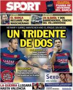 Sport + Suplemento – 27 Octubre, 2015 [PDF]