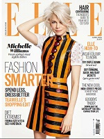 Elle UK – April, 2015 [PDF]