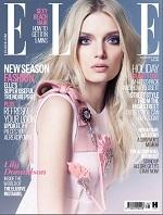 Elle UK – August, 2015 [PDF]