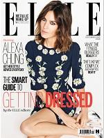 Elle UK – December, 2015 [PDF]