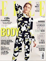 Elle UK – July, 2015 [PDF]