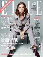 Elle UK – November, 2015 [PDF]