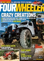 Four Wheeler USA – January, 2016 [PDF]